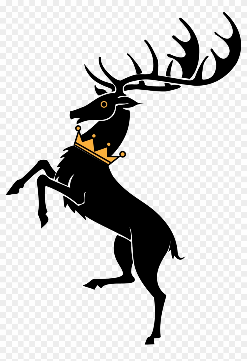 Game Of Thrones Clipart Windows House Baratheon Sigil Free Transparent Png Clipart Images Download