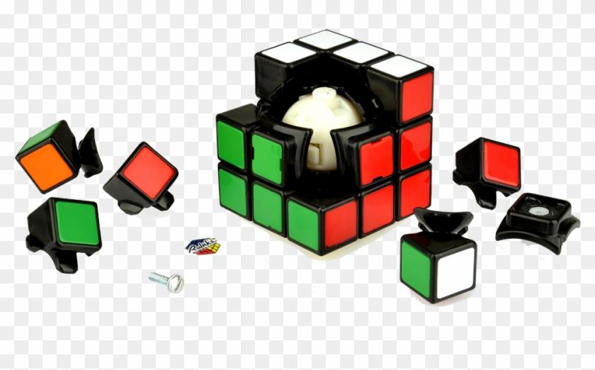 1000 X 867 19 - Broken Rubix Cube Png #1645788