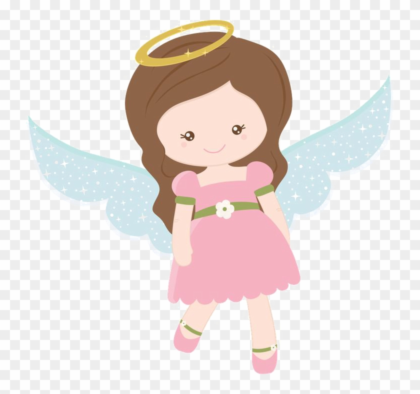 Angel Png - Baby Girl Angel Clipart #1647331