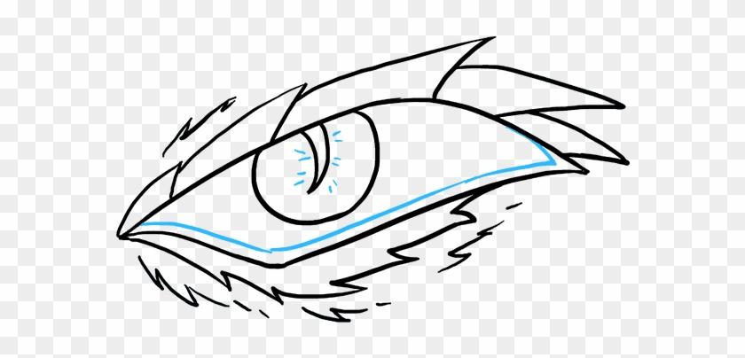 680 X 678 4 - Easy To Draw Dragon Eye #1647729