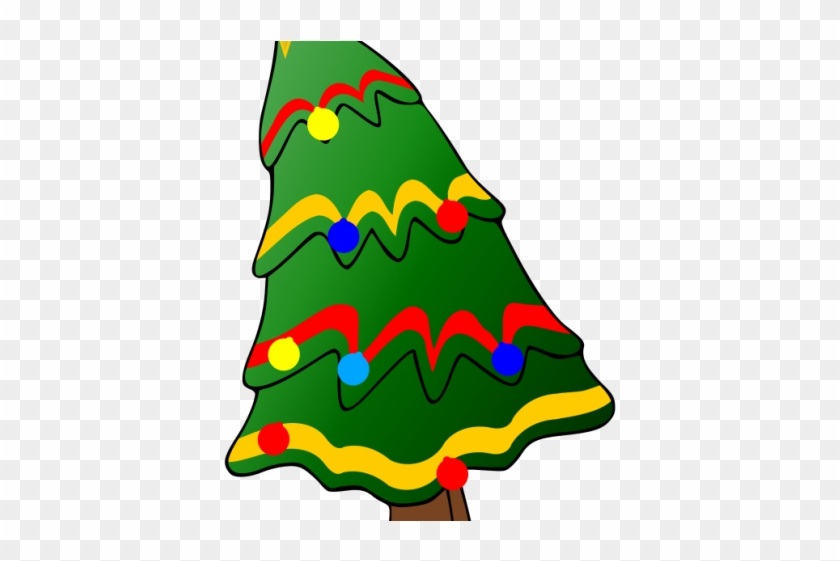 Gift Clipart Tree - Holiday Can Food Drive #1647805