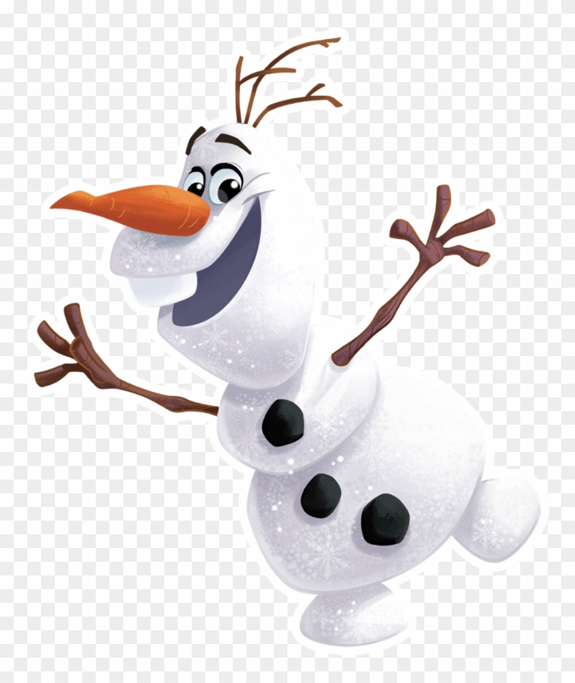 960 X 960 5 - Frozen Characters Olaf Png #1648262