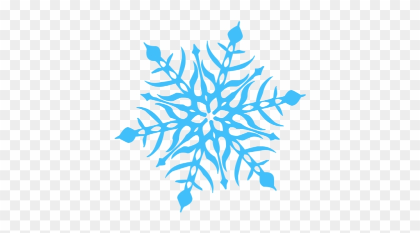 Snowflakes Vector Png Images - Pink Snowflake Transparent Background #1648545