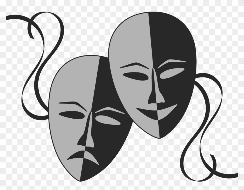 Rm Was Not Sure This Was A Proper Assessment Of The - Mask Theatre #1648713