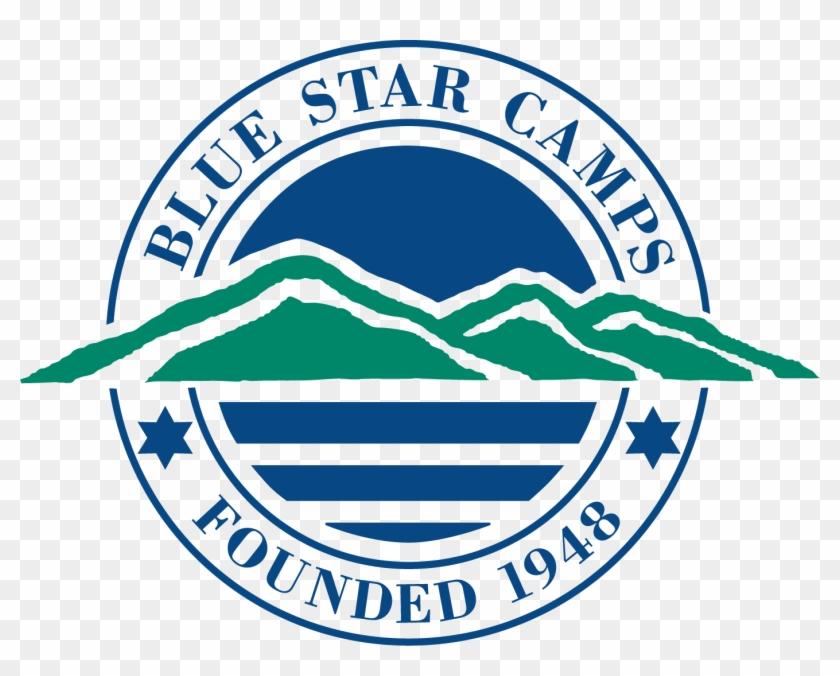 Blue Star Camps Logo #1648757