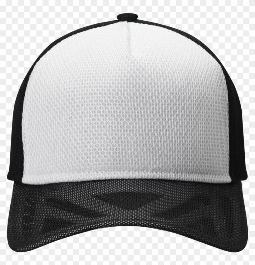 White Sport Hat - Baseball Cap #1649437