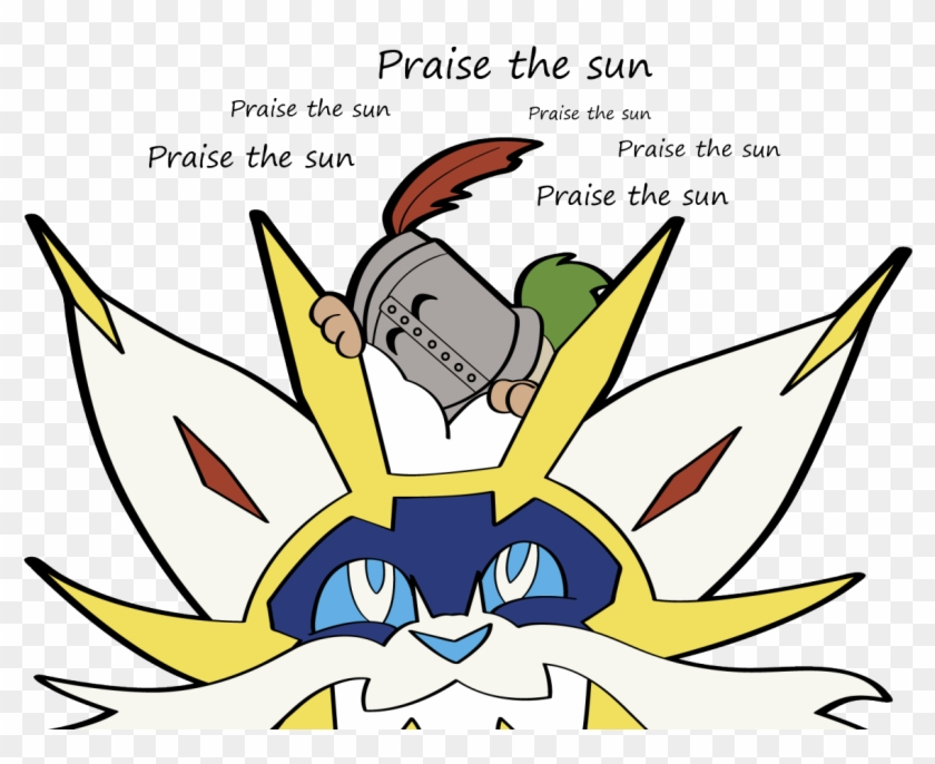 Praise The Pokemon Sun Clipart Png Download Praise The Sun Pokemon Free Transparent Png Clipart Images Download
