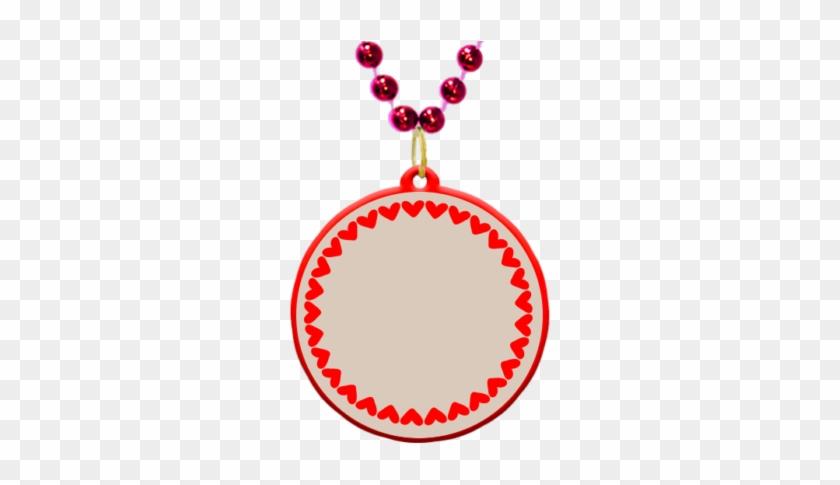 350 X 412 6 - Transparent Background Mardi Gras Beads Png #1651305