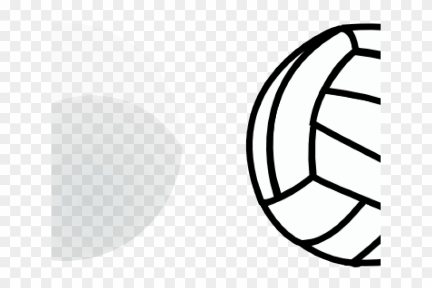 Volleyball Clipart Transparent Background - Clip Art Volley Ball #1652646
