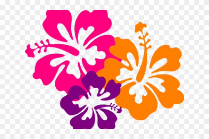 French Clipart Hawaiian Hibiscus Clip Art Free Transparent Png