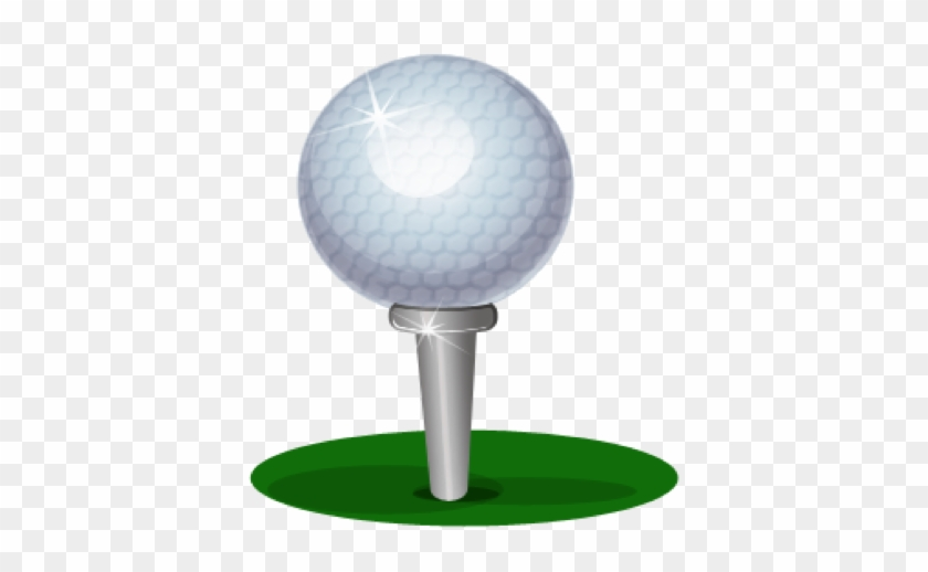 Golf Ball Clipart Potential Energy Png Golf Ball On Tee Free Transparent Png Clipart Images Download