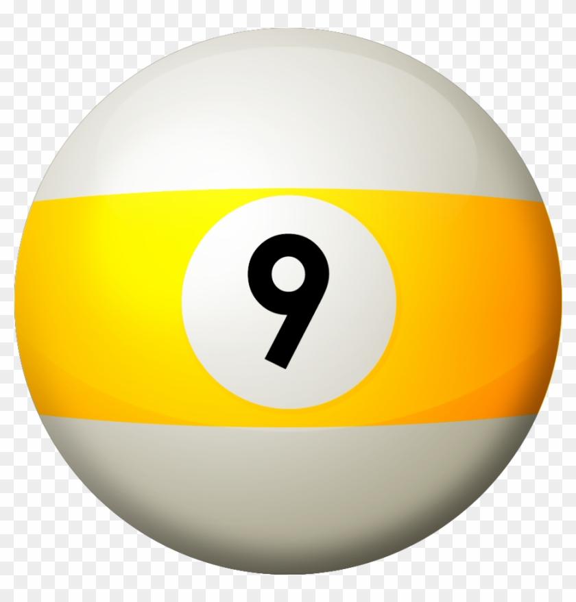 9 Ball Real
