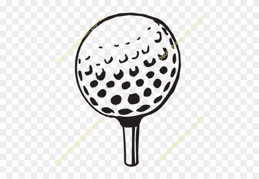 Golf Ball Clip Art Golf Ball And Teeclipart Free Transparent Png Clipart Images Download