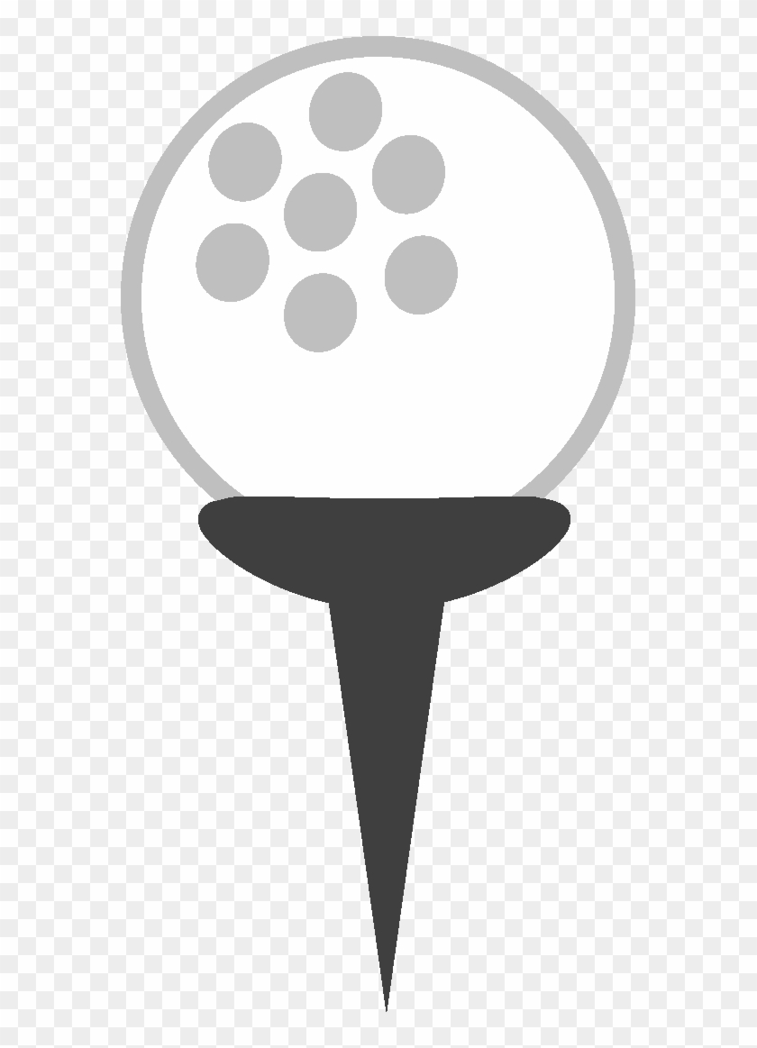 Kisekae 2 Prop Golf Ball Tee Outline Free Transparent Png Clipart Images Download