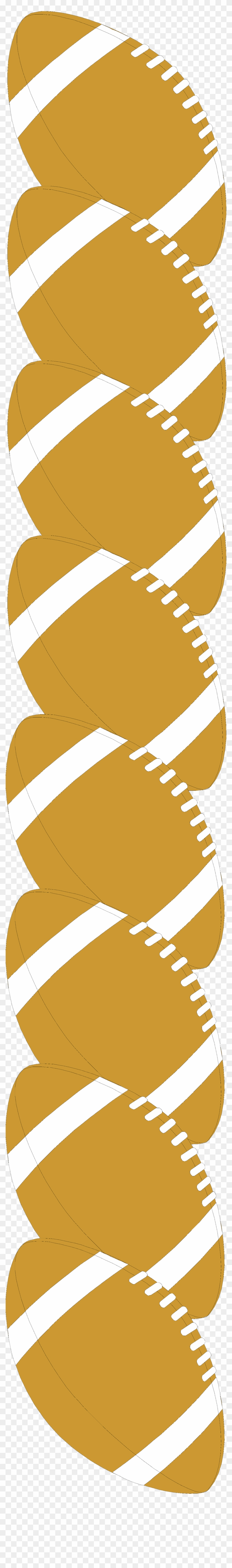 Clip Arts Related To - Free Clipart Football Border #255108