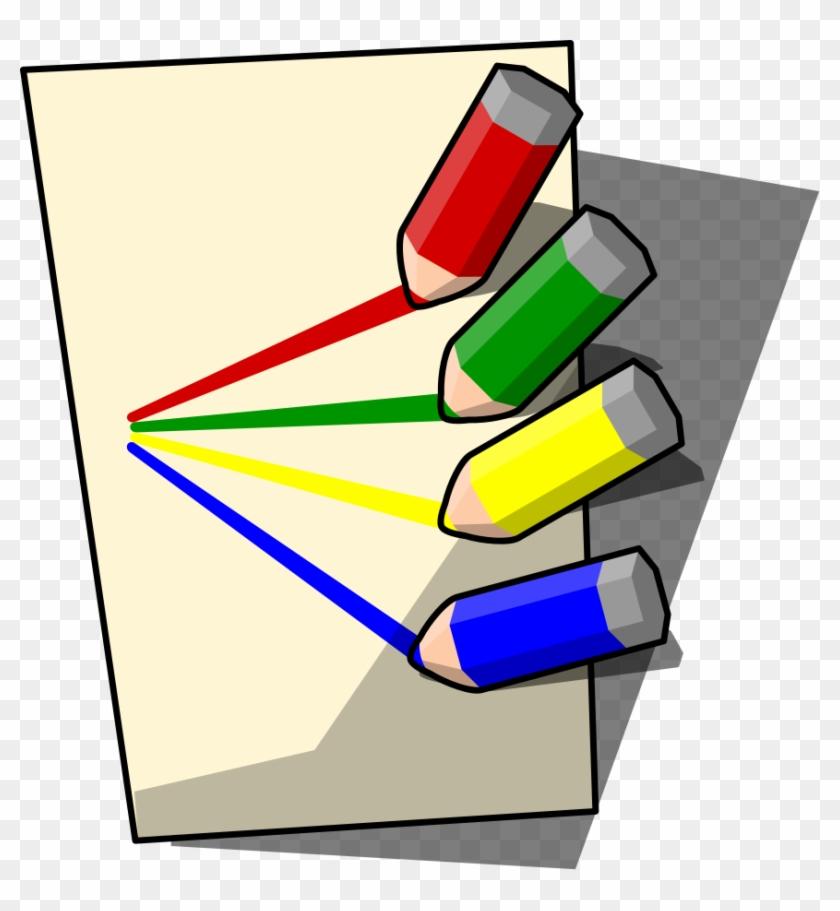 Pencils Clipart Vector Clip Art Online Royalty Free Gambar Pensil Warna Animasi Free Transparent Png Clipart Images Download