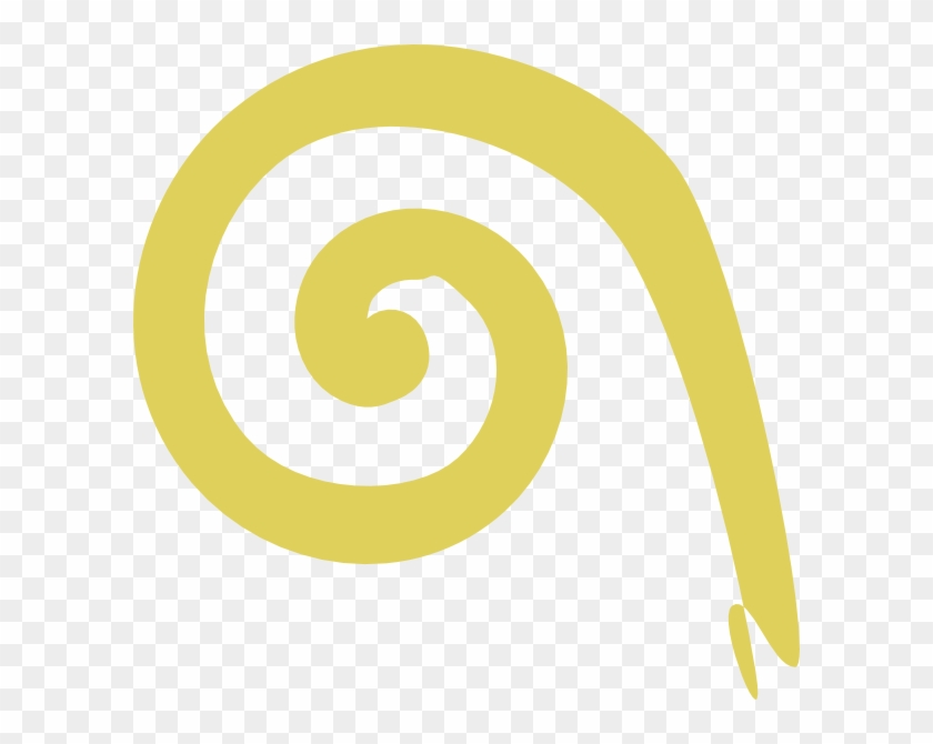 Espiral Gold Clip Art At Clker - Gold Spiral Clipart #256473