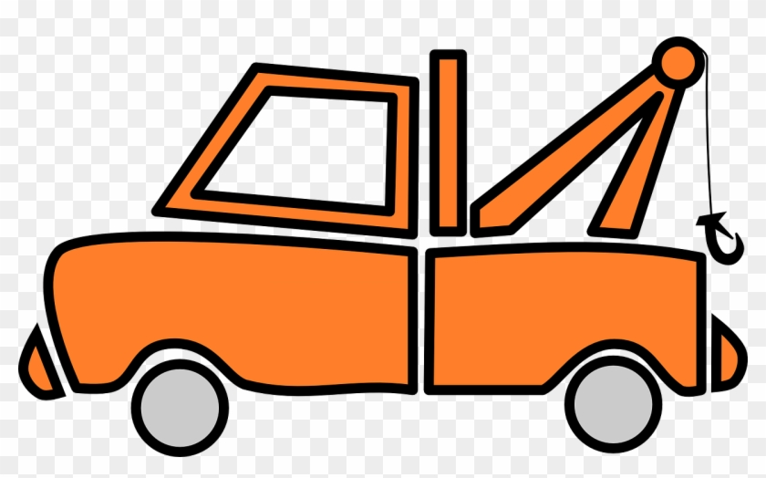 Terre Haute Tow Services - Tow Truck Clip Art #256492