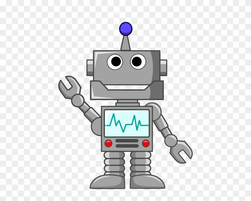 Robot Clipart Free Transparent Png Clipart Images Download