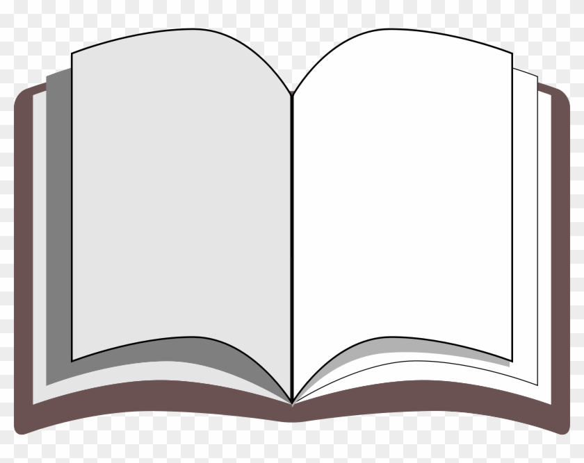 Free Open Book Openclipart Free Transparent Png Clipart Images Download