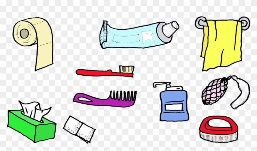 Personal Hygiene Can Be Referred To The Set Of Activities - Objetos De Higiene Personal #257162