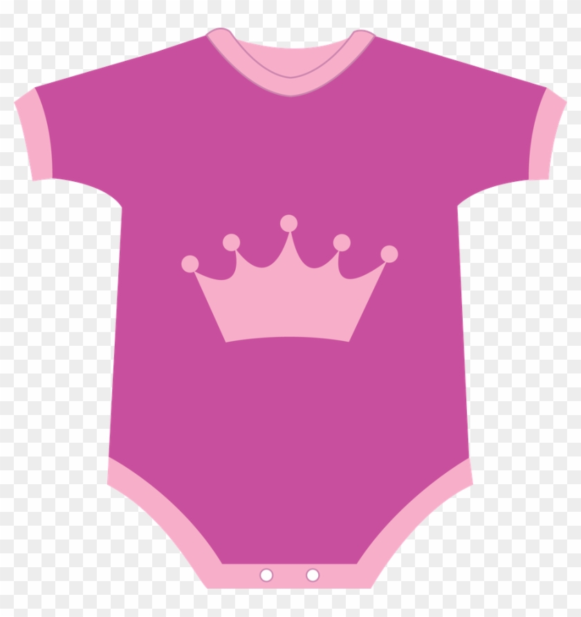 Say Hello Pink Baby Onesie Clipart Free Transparent