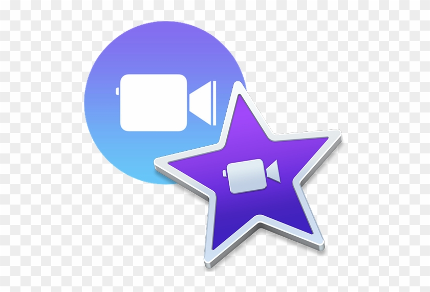 Apple Imovie And Clips Workshop From 3-5 P - Logo Imovie Mac #1656314