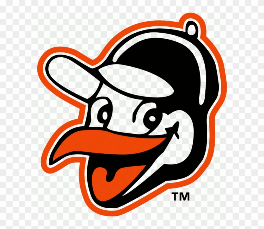 Alright, Now It's Getting Interesting - 1955 Baltimore Orioles Logo #1658009