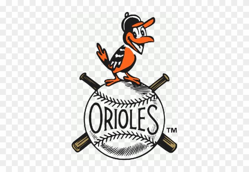Image - Baltimore Orioles Logo 1954 #1658017