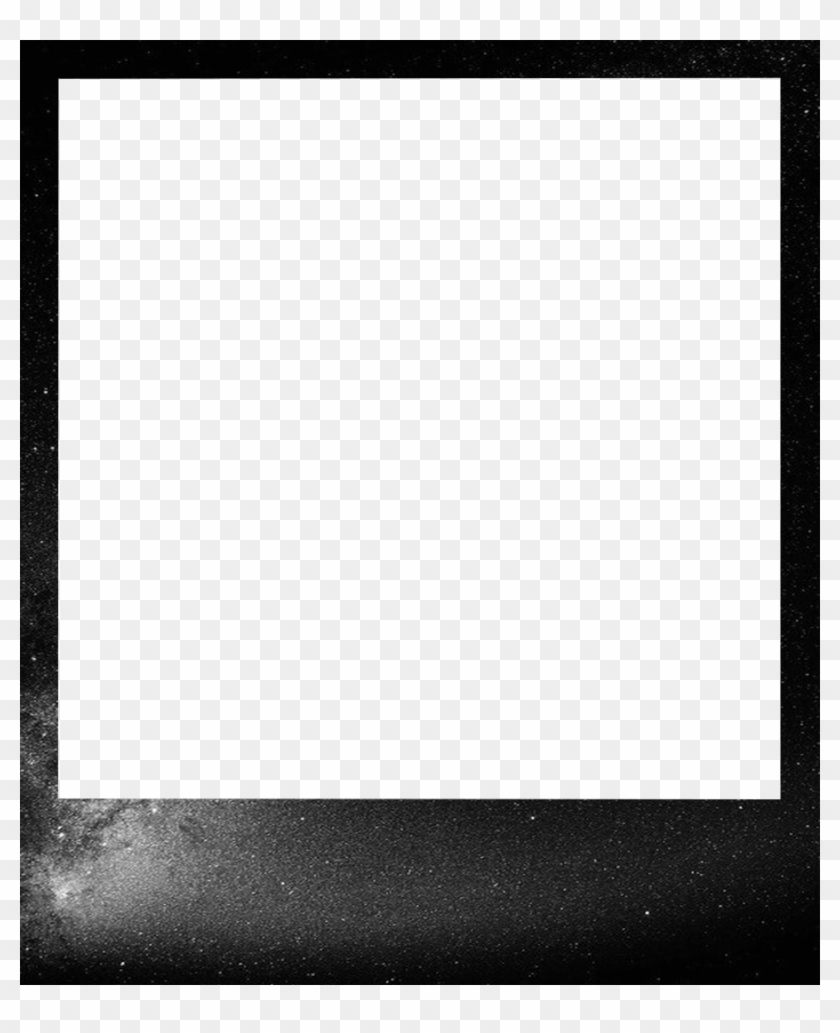 Tumblr Transparent Polaroid Frame - Transparent Polaroid Frame Tumblr Png #1658063