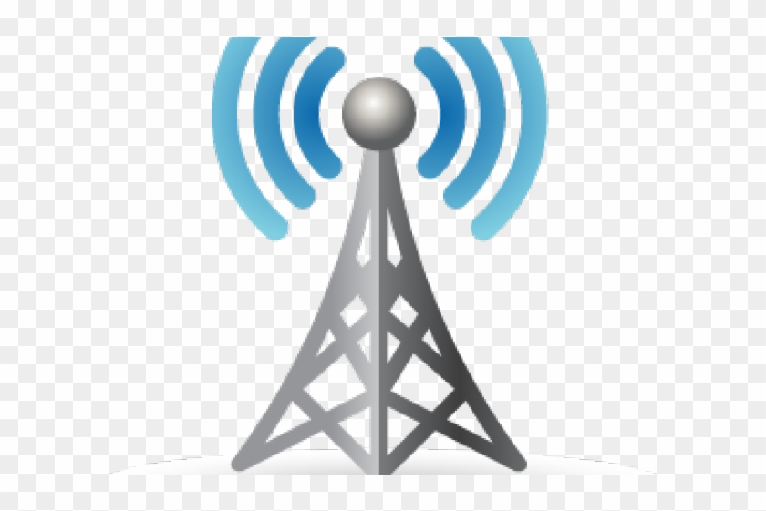 Towers Clipart Bts - Cell Site Icon #1659993