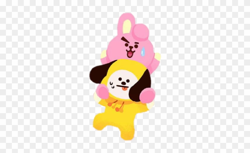 441 4414460 cooky chimmy chimcooky bt21 bt21 cooky and chimmy