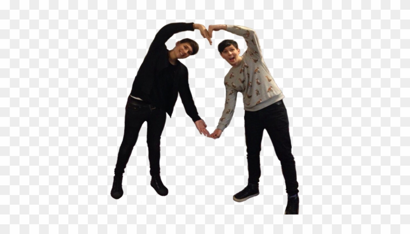 Dan And Phil Support Campaign Twibbon - Dan And Phil Profile #1660811