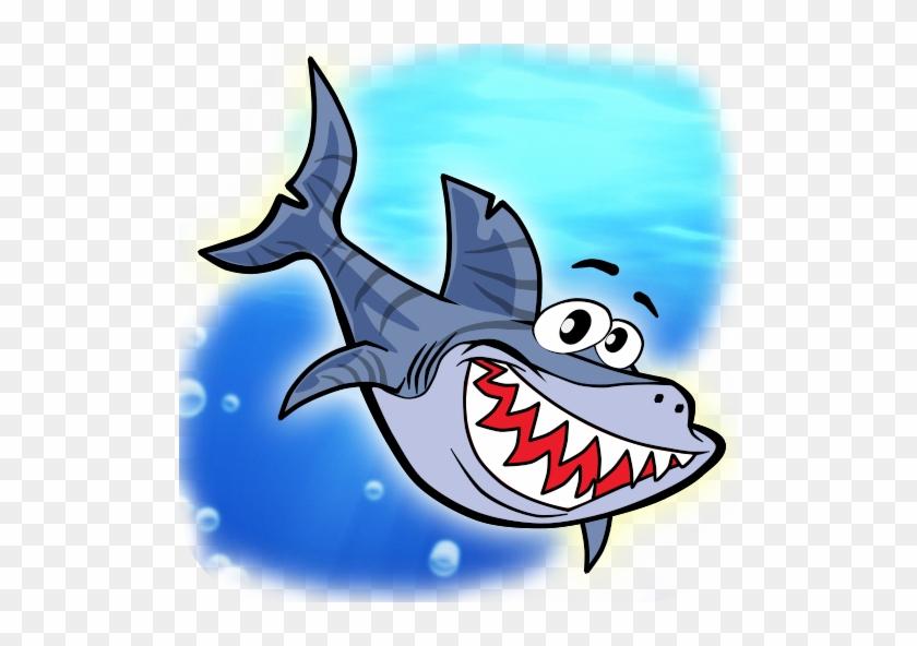 реке картинка акула бесите вошь является