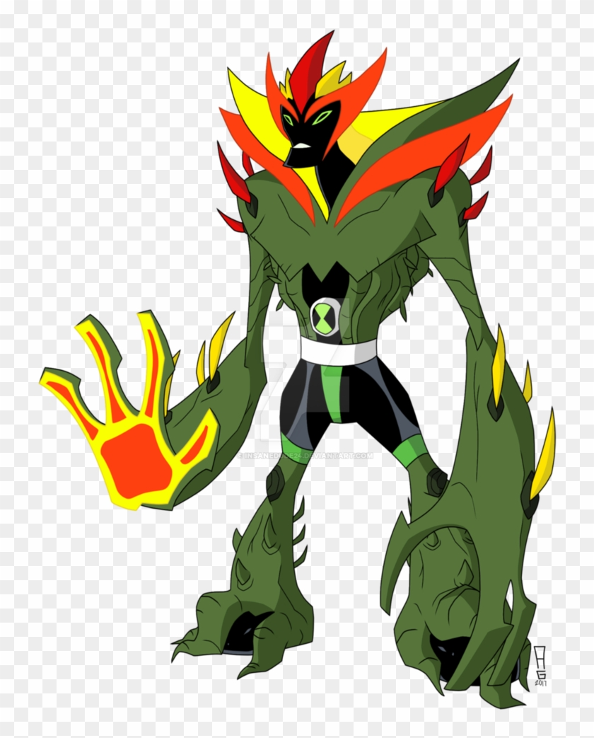 Who Doesn't Want A Heavily Resistant And Sharp Rock - Ben 10 Reboot Alien Force #1662145