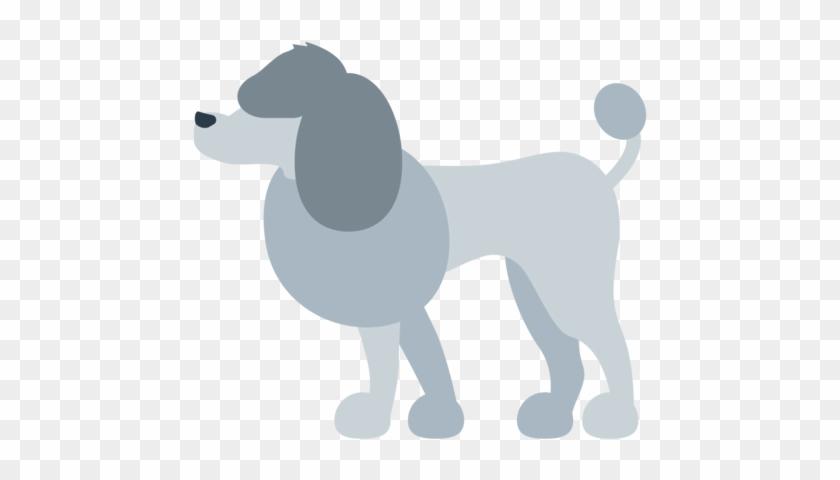 Mozilla Firefox Os - Emoji Poodle - Free Transparent PNG
