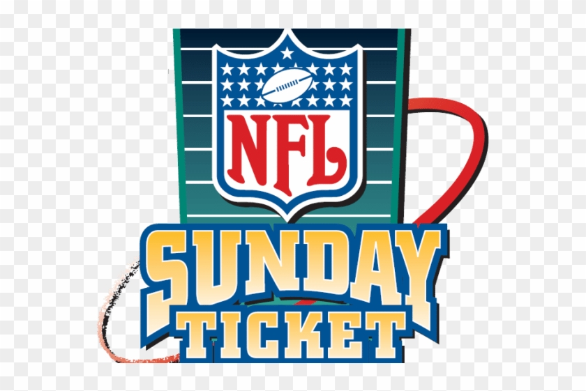Nfl Sunday Ticket Takes Center Stage In At&t/directv - Sunday Football Nfl Logo #1663056