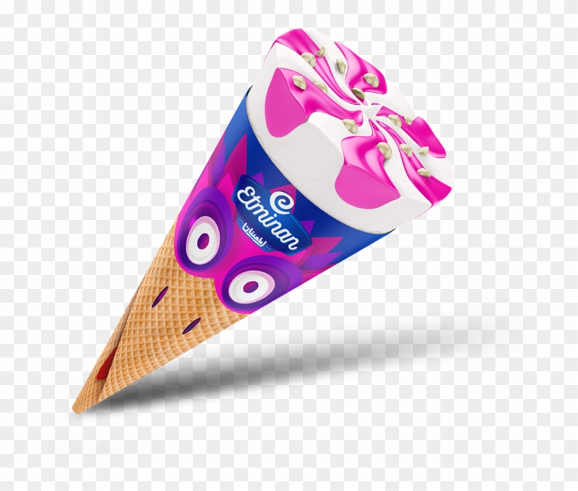 Packaging Design, Packaging, Design, Graphic Design, - Ice Cream Cone Packaging Design #1663296