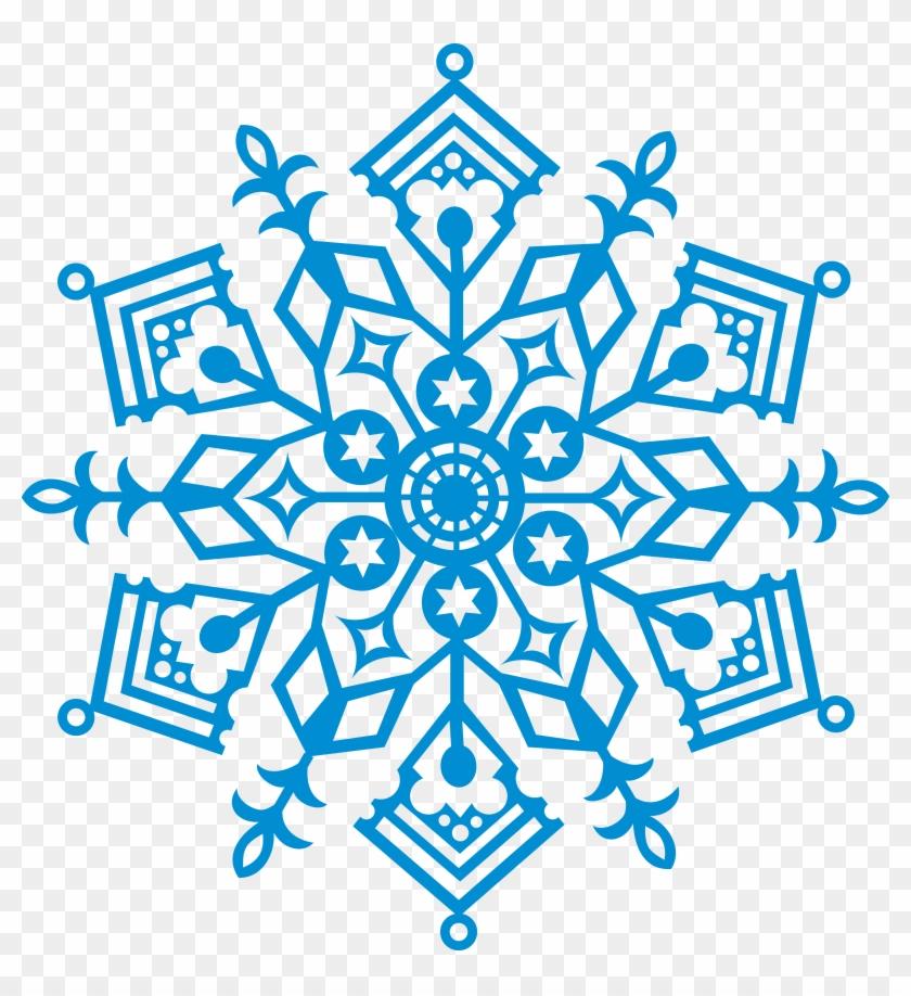 Buy Swarovski 2004 Annual Christmas Snowflake Star - Snow Snowflake Winter #1665632