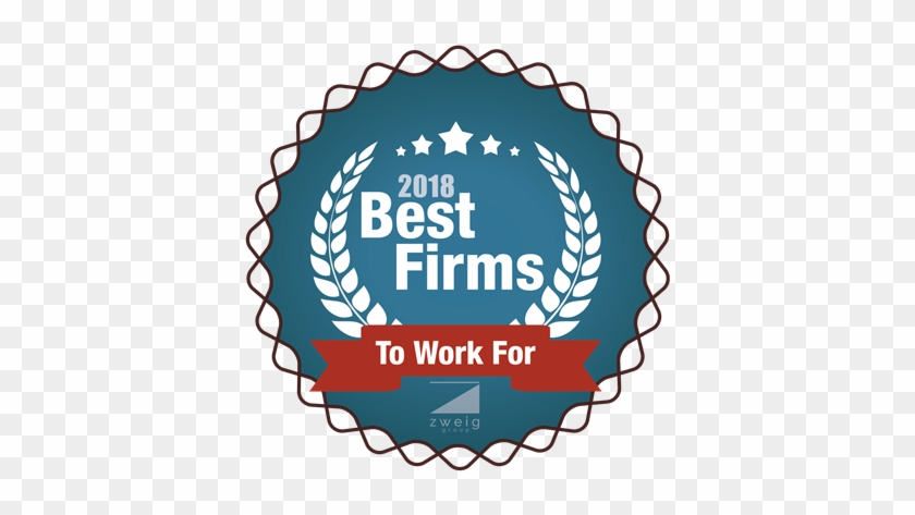 Tpd Recognized On A National Level For Outstanding - Zweig Group 2017 Best Firms To Work #1666973