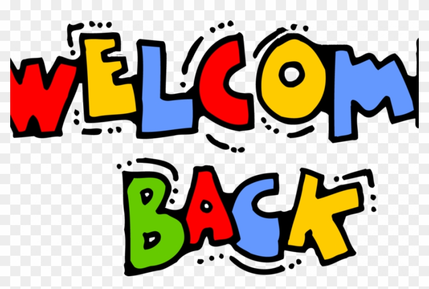 Welcome Back To After School Clipart National Primary - Welcome Back Clipart #1667005