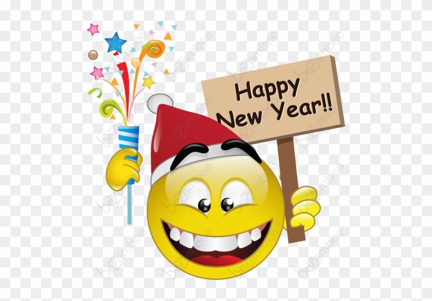 Happy New Year 2019 Emoji #1667097