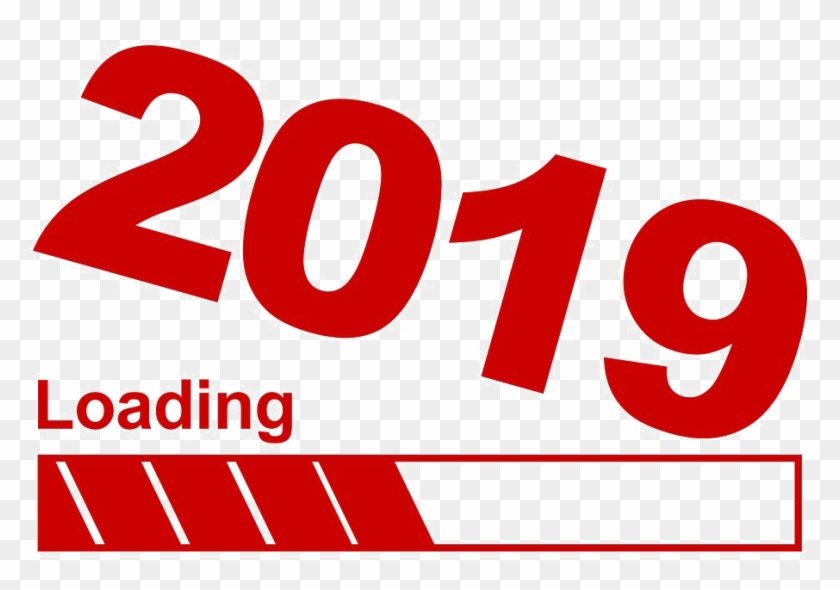 2019 New Year Text Free Download Png - Wishes 2019 Happy New Year #1667099