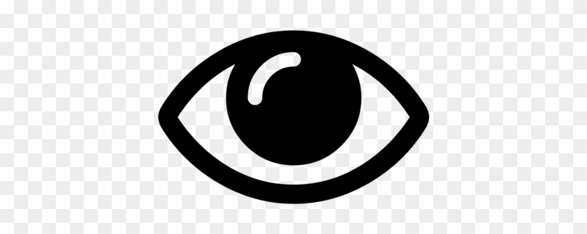 Trending Must Watch - Font Awesome Eye Icon #1667541