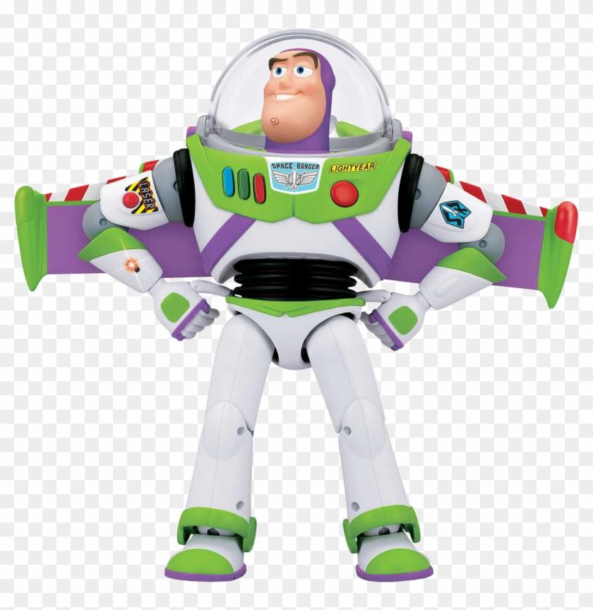 Toy Story Buzz Lightyear Transparent - Toy Story Buzz Lightyear #1669252