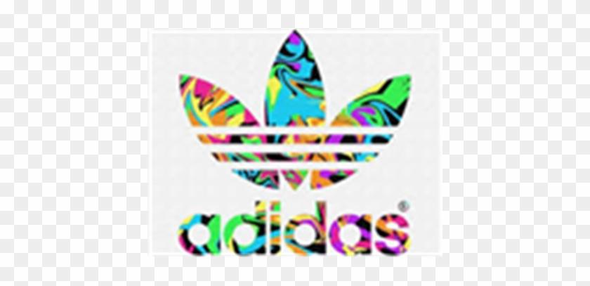 Nice Brand Love The Colors Camisetas De Adidas De Roblox Free