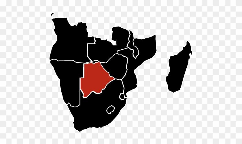 Botswana - Spanish Speaking Countries In Africa And Europe #1672318