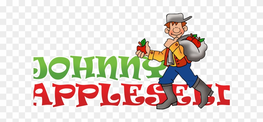 Johnny Appleseed Day Clip Art Free Transparent Png Clipart Images Download