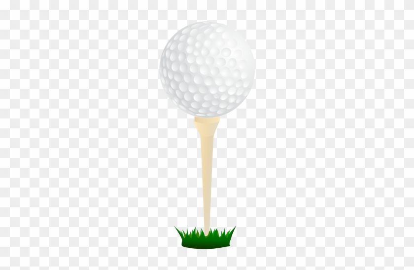 Golf Ball Clipart Big Golf Ball On Tee Transparent Background Free Transparent Png Clipart Images Download