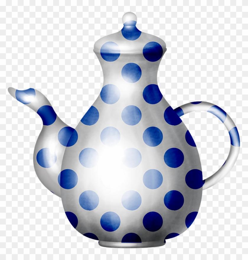 Tєɑ ᑭɑrtу Funny, Tea Party, Decoupage, Clip Art - Teapot #1672697